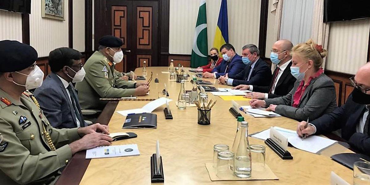 COAS Ukraine visit