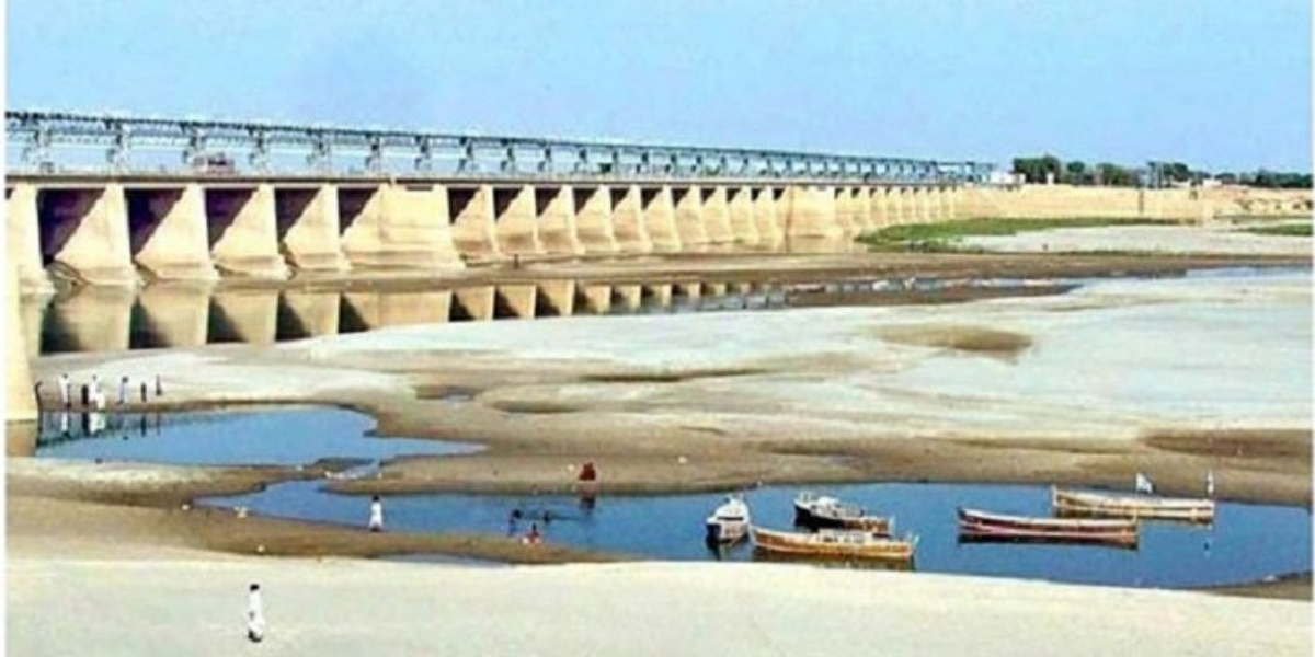 'Sindh Faces Worst Water Shortage In 60 Years'