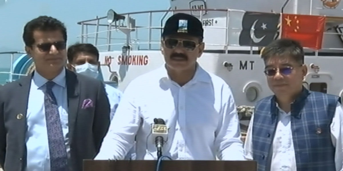 Gwadar Port Is Fully Operational: Chairman CPEC Authority