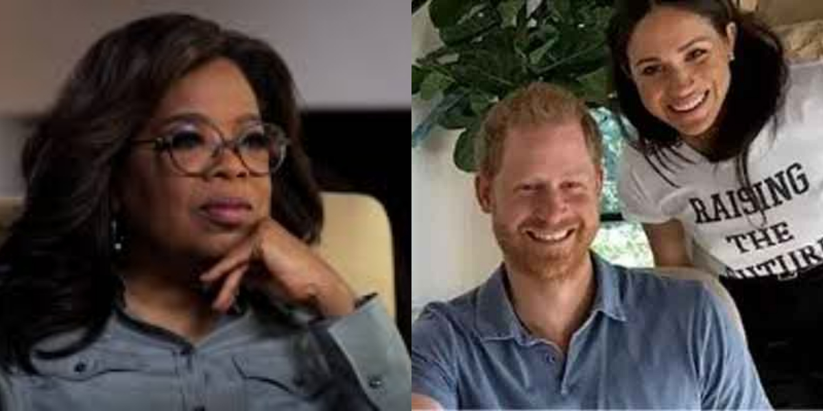 Meghan's Cameo Role In Harry And Oprah's Mental Health Series
