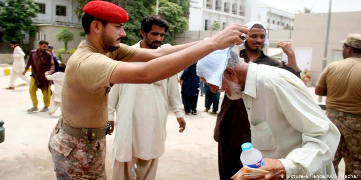 Meteorological Department Issues Heatwave Alert In Karachi