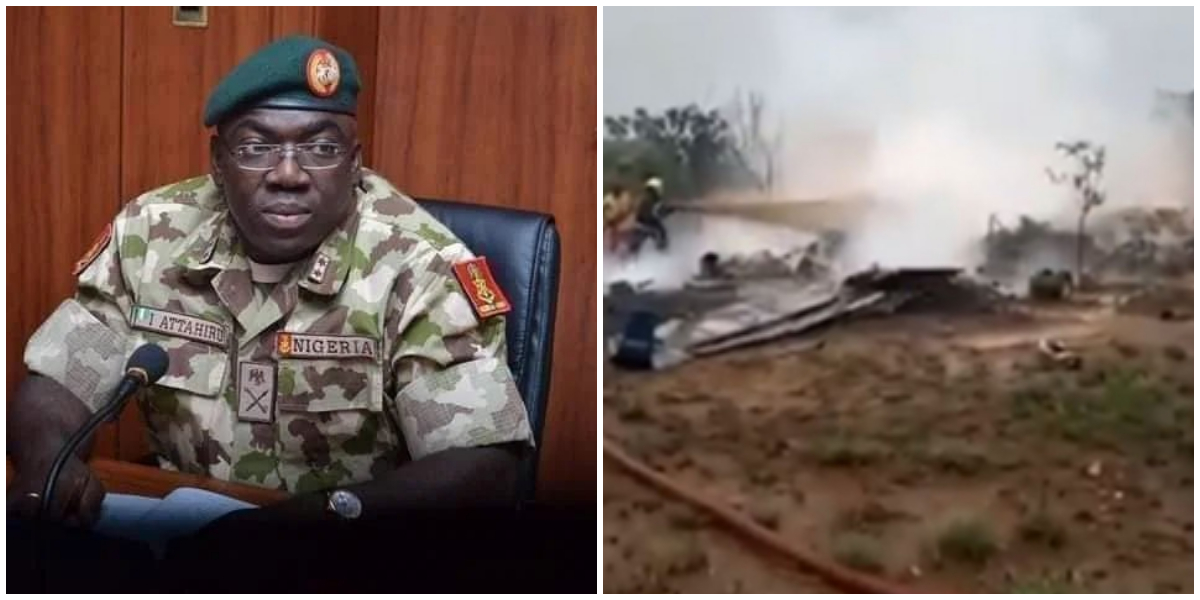 Nigeria: Army Chief, 10 Others Killed In Air Force Plane Crash