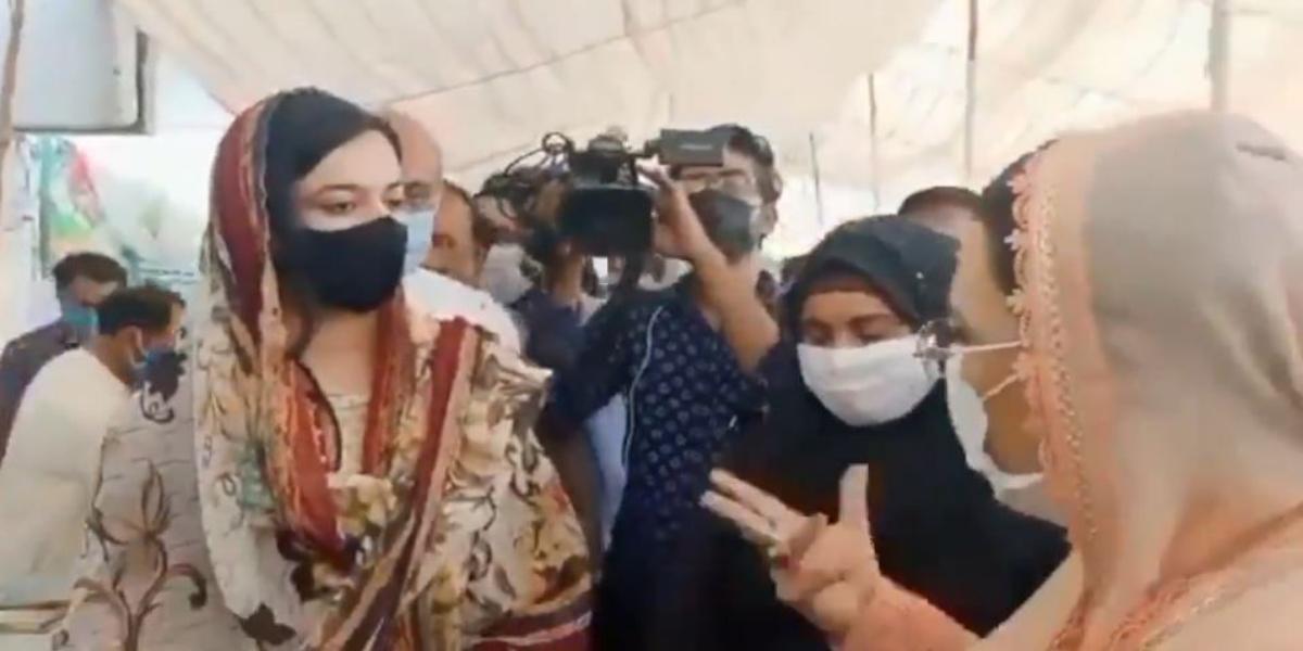 Firdous Reprimands AC Sialkot, Netizen Demand Accountability Of Bureaucracy