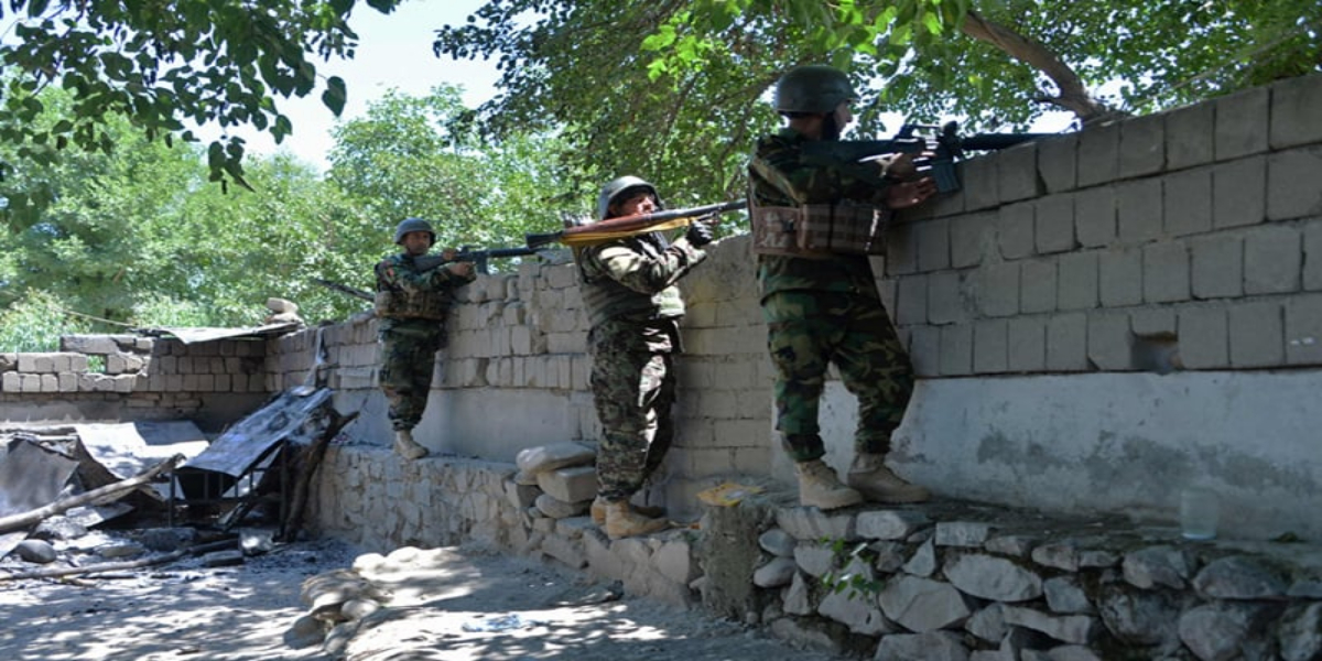 Afghanistan: 50 Taliban Killed In Clashes With Afghan Forces Near Kabul
