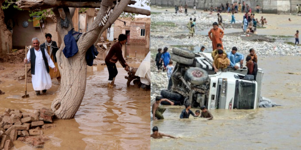 Heavy Rains And Floods Kill 37 People In Afghanistan