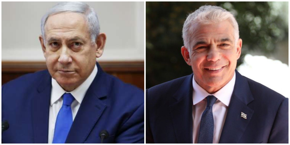 Israeli President Asks Netanyahu Rival Lapid To Form New Government