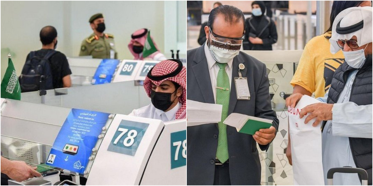 Saudi Arabia: Travel Restrictions Lifted, First Flight Departed From Riyadh