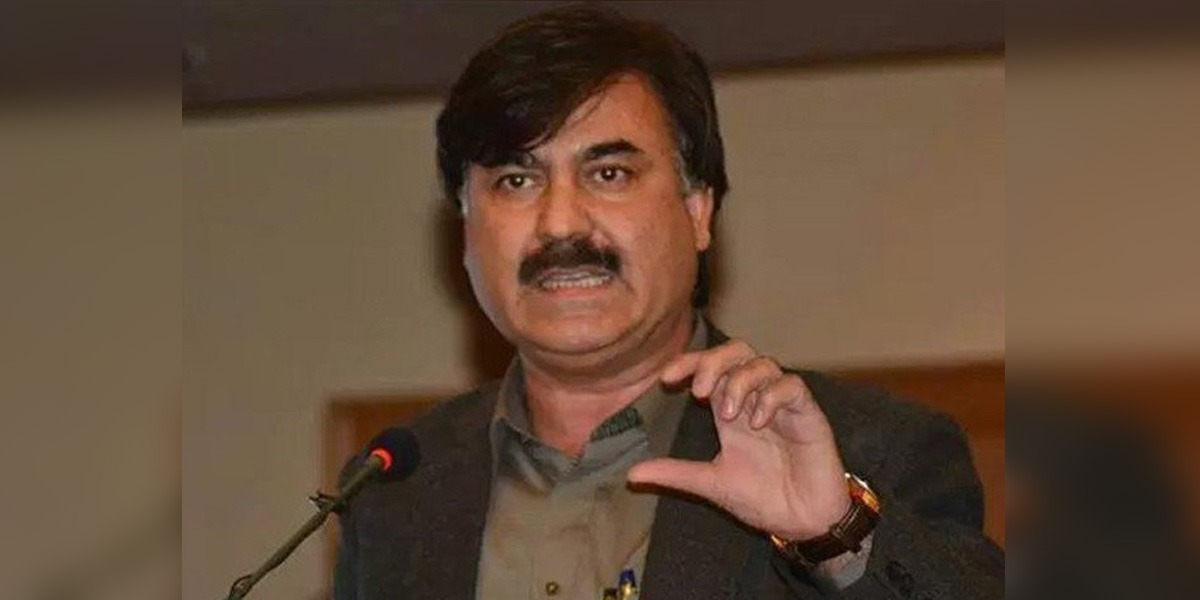 Biggest Problem Of Opposition Is Their Corruption Cases: Shaukat Yousafzai