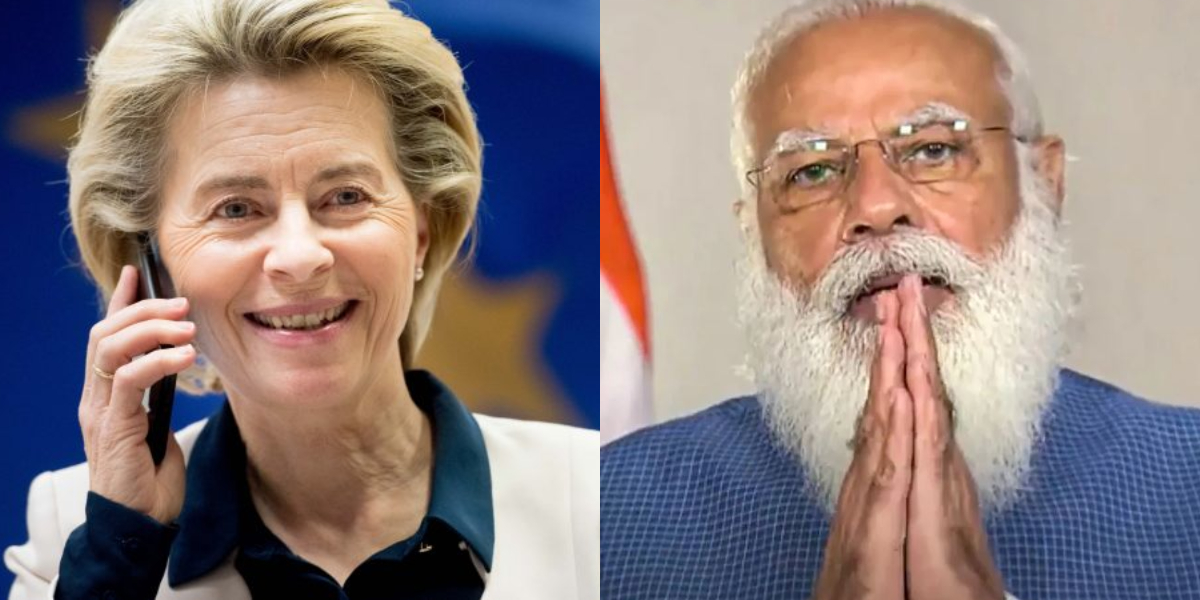 Modi thankful to EU for its support