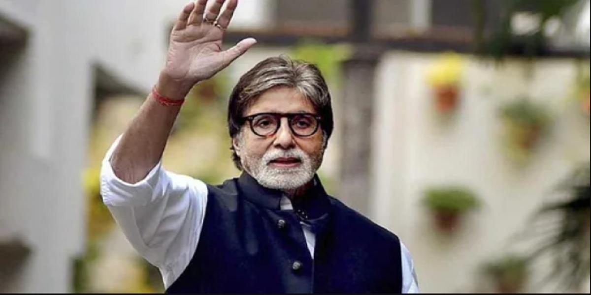 Amitabh Bachchan: Shahenshah of Bollywood celebrates his five decades in the B-Town