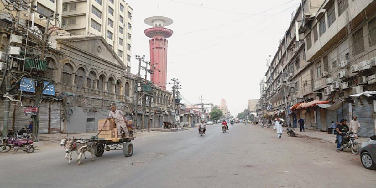 Karachi Traders Reject Business Closure