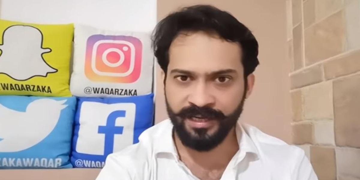 Waqar Zaka crypto Expert