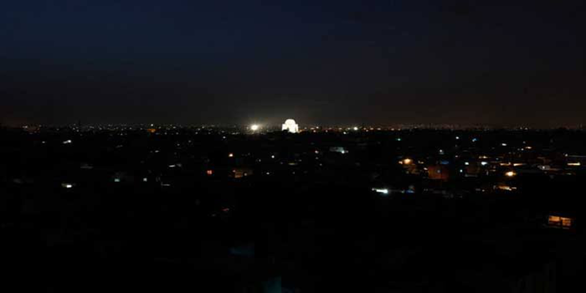 Power cuts in Karachi