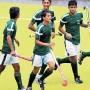 In Karachi, Hockey players start receiving the COVID-19 vaccine
