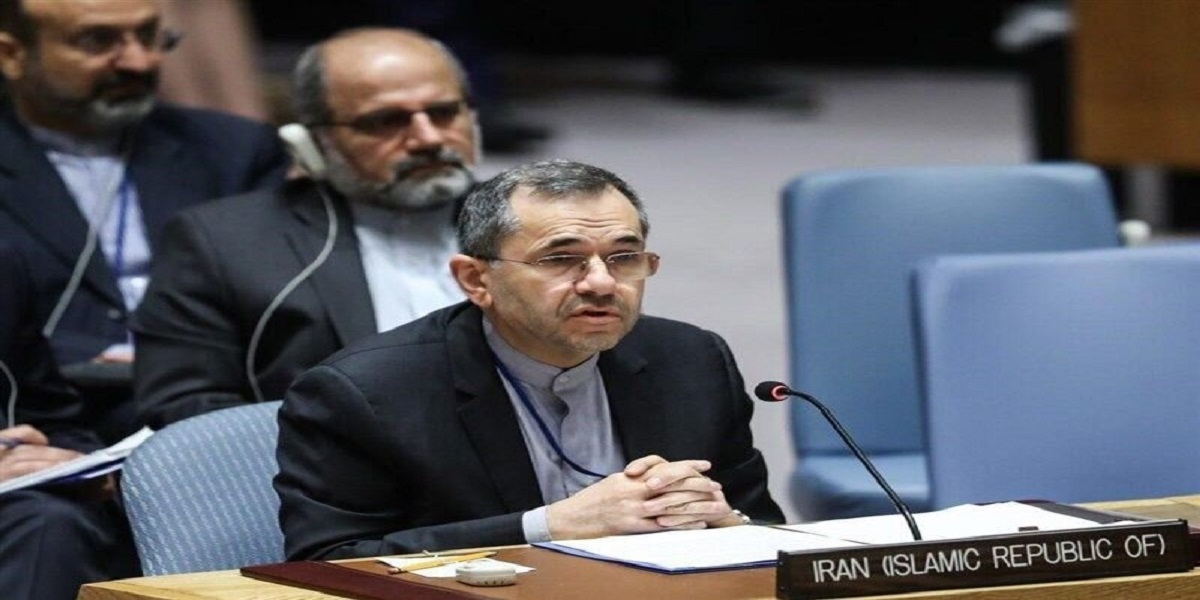 ''Israel is committing reprehensible crimes under auspices of US,'': Iran's envoy