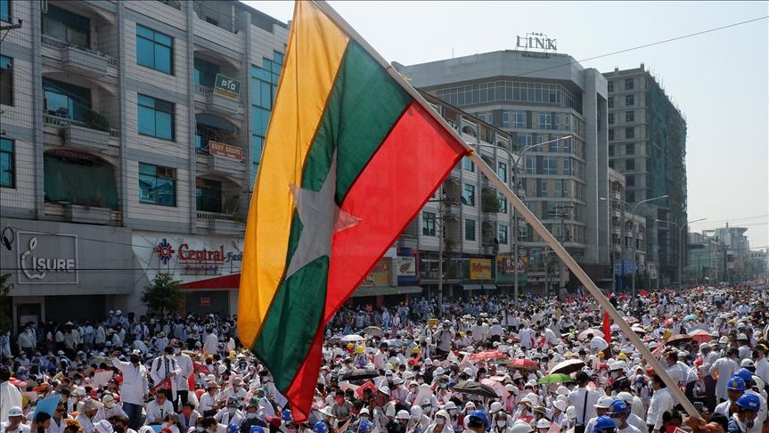 Myanmar Bans Satellite