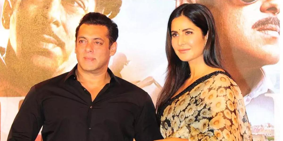 """He had to endure Katrina for 3 days"" Says Salman Khan About Katrina Kaif"