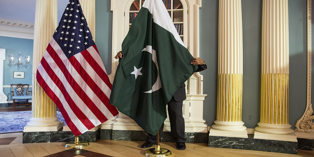 Engagement between Pakistan and US