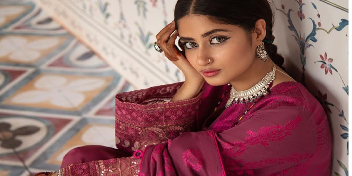 Sajal Ali Looks Beautiful In Recent Photoshoot