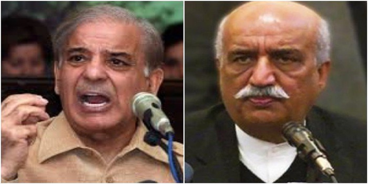 Shehbaz Sharif Wants The Na Speaker To Issue A Production Order For Khursheed Shah