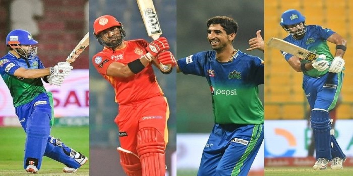 PSL 2021: List Of Star Players Of The Tournament