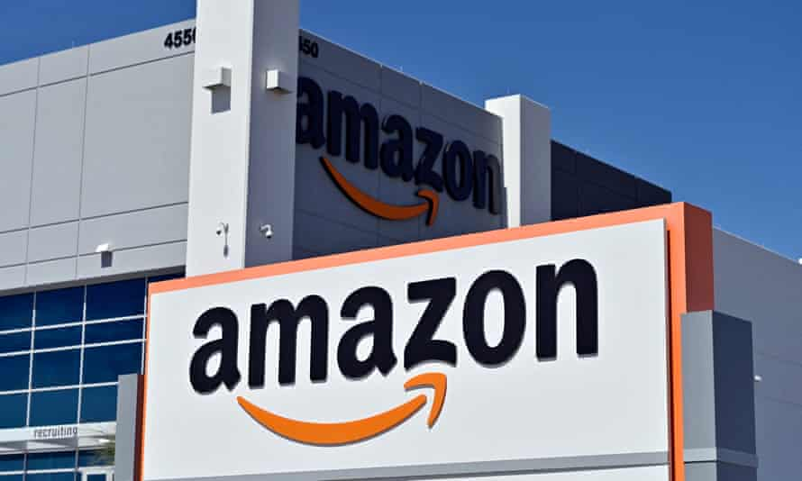 Amazon recovers after interruption