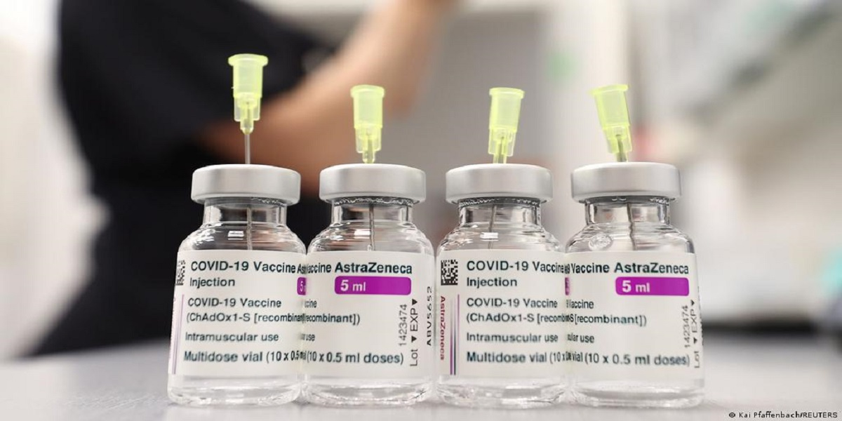 AstraZeneca vaccine: A small rise in the risk of blood clots