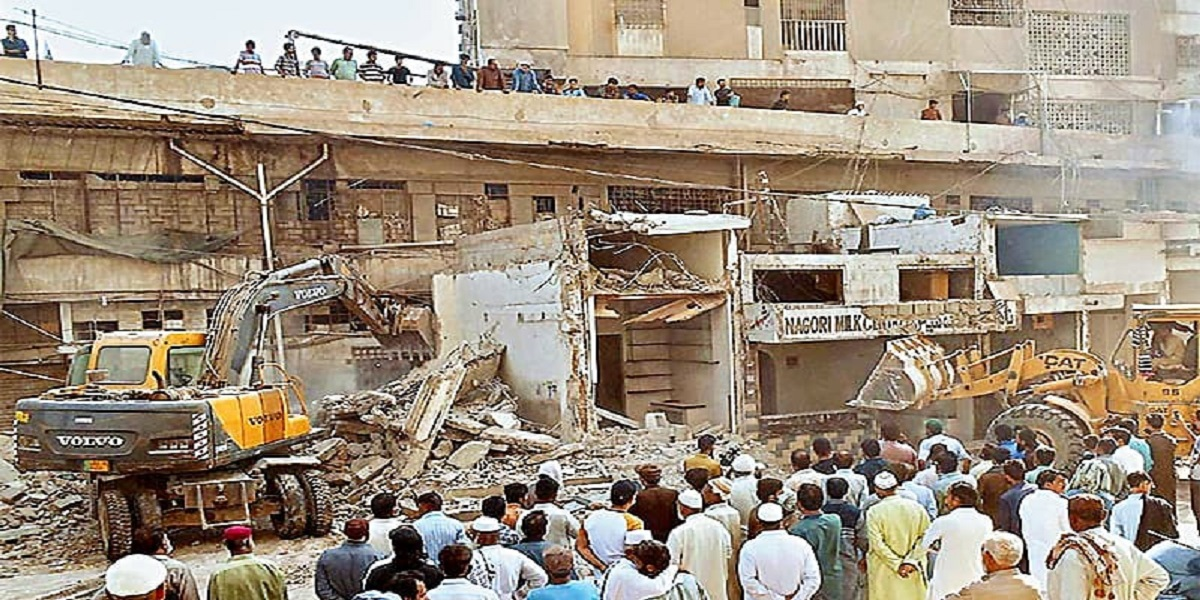 Government Allots Alternate Plots to the Anti-Encroachment Affectees