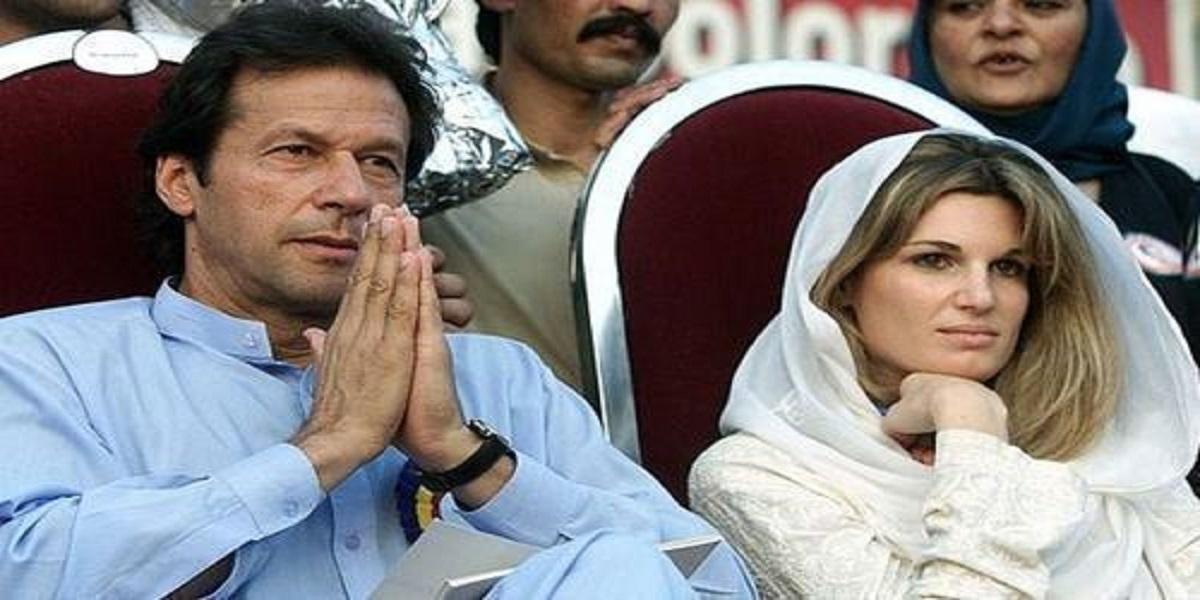 Jemima Goldsmith Imran Khan statement