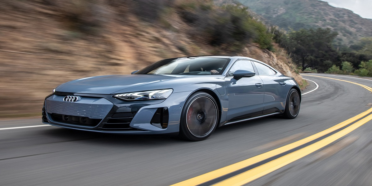 Audi E-Tron GT buyers will receive three years of complimentary charging