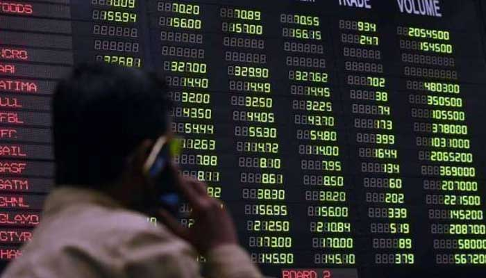 PSX turns around, gains 135 points to close at 47,137 points