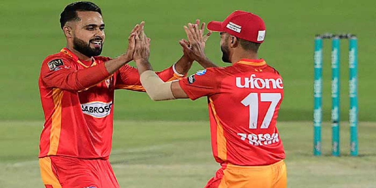 Islamabad United Karachi Kings