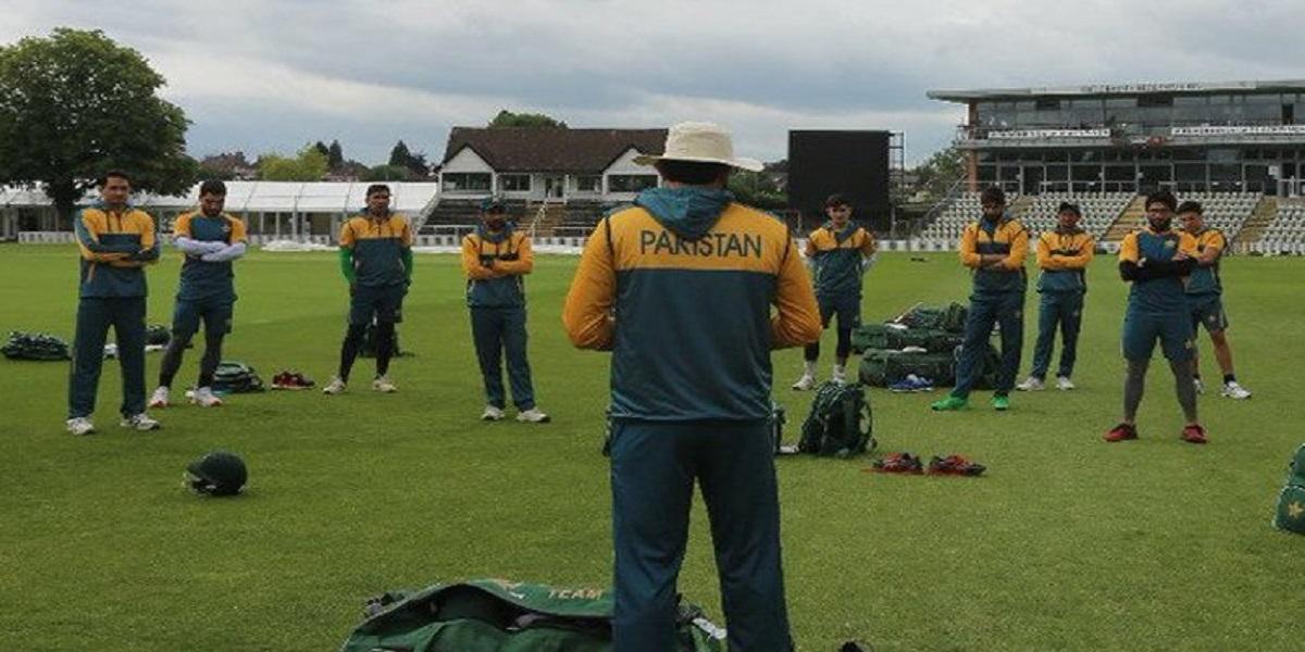 Pakistan cricket team Derby