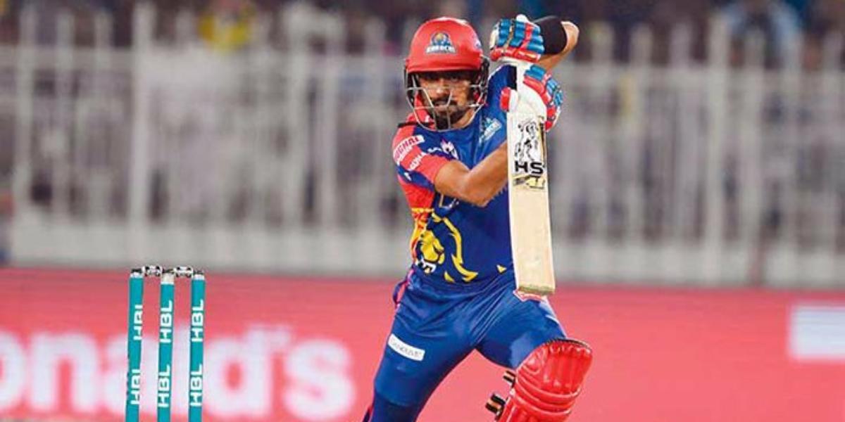 Babar Azam 500 runs in PSL season