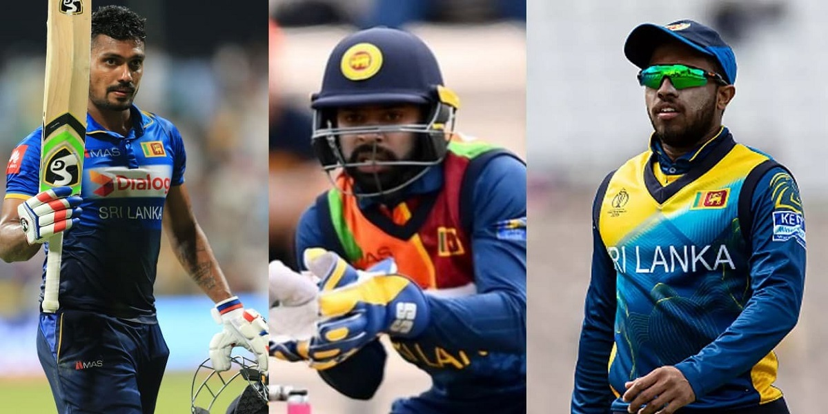 Sri Lankan Three Players Sent Home Over Bubble Breach In England