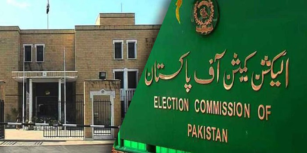 According to ECP, 15 sections of the Election Act are in Constitution