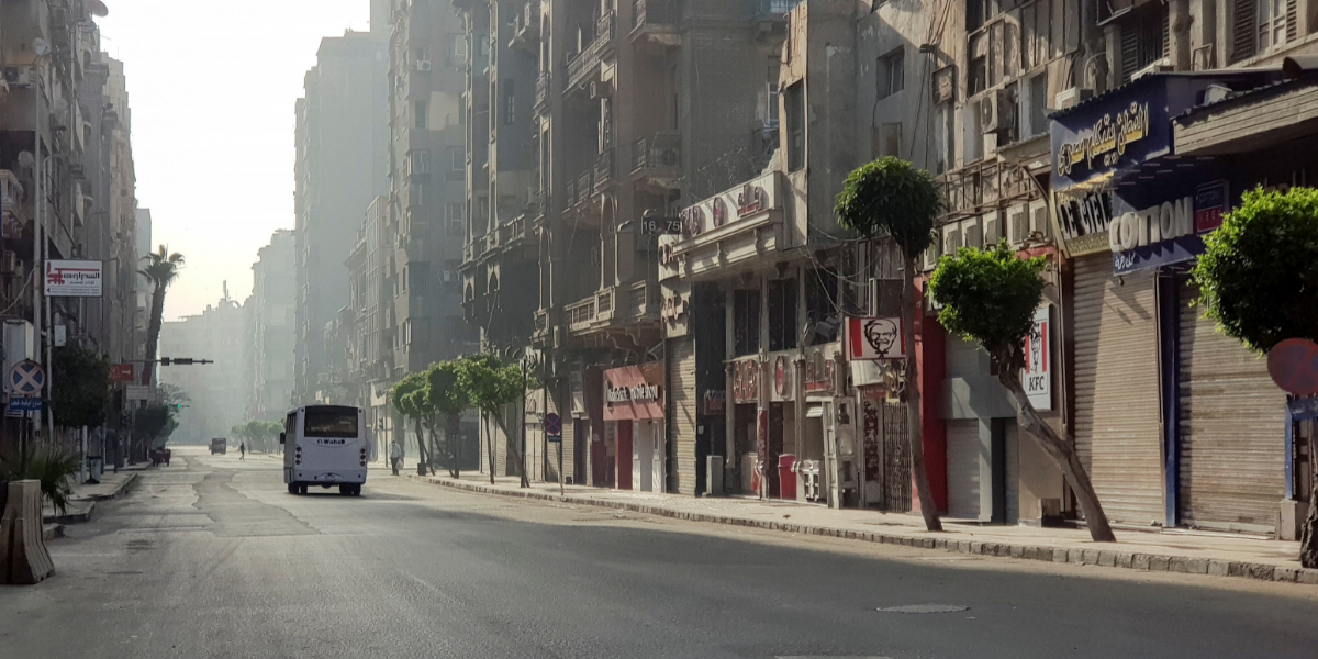 Egypt lifts coronavirus restrictions