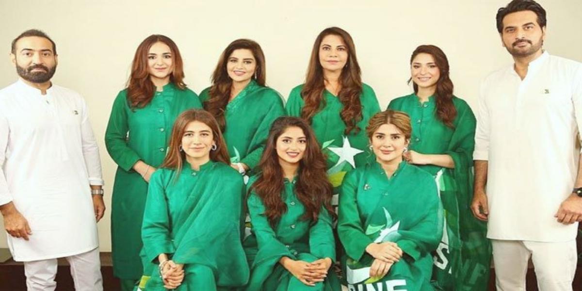 Sinf-e-Aahan cast