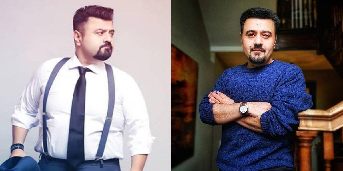 Ahmed Ali Butt new look