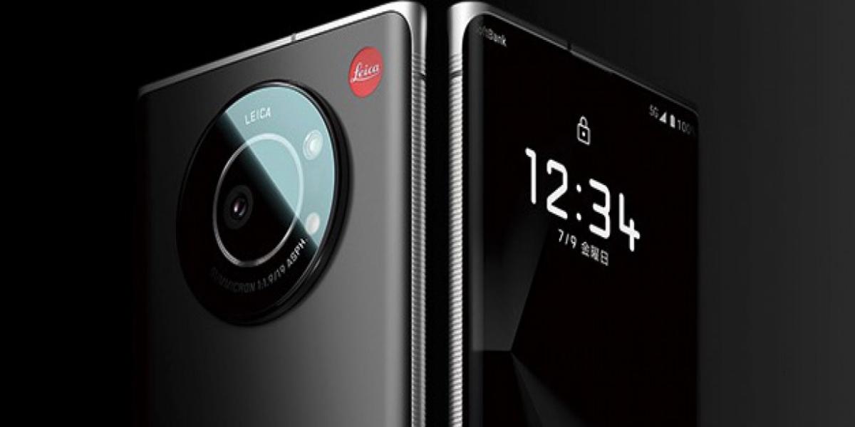 Leica launches Leitz Phone 1