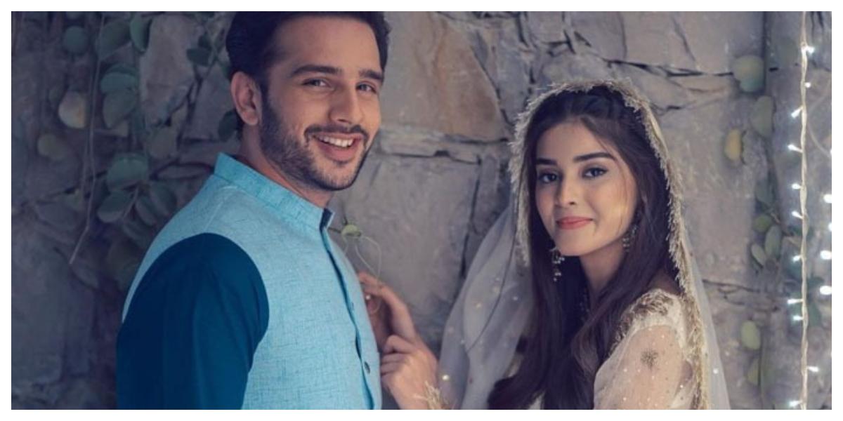 Actors Usama Khan and Zainab Shabbir are getting married?