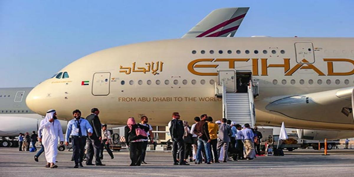 UAE Etihad Airways
