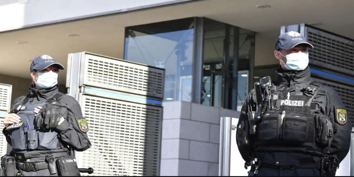 German Police Arrests Russian Scientist For 'Espionage'