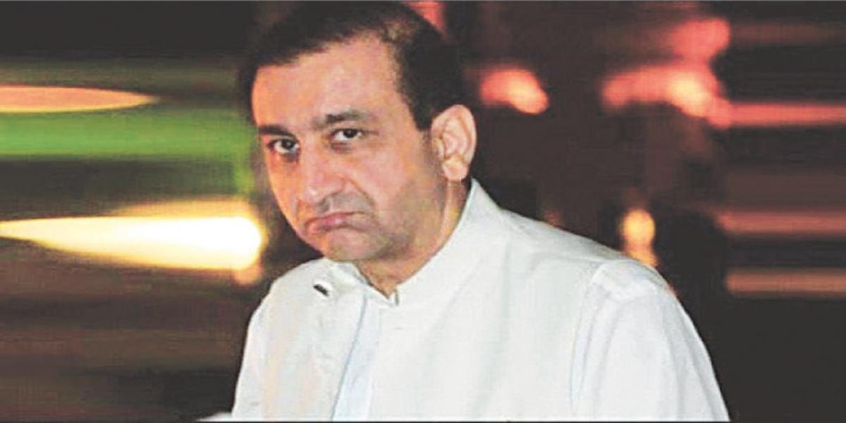 Geo owner Mir Shakeel