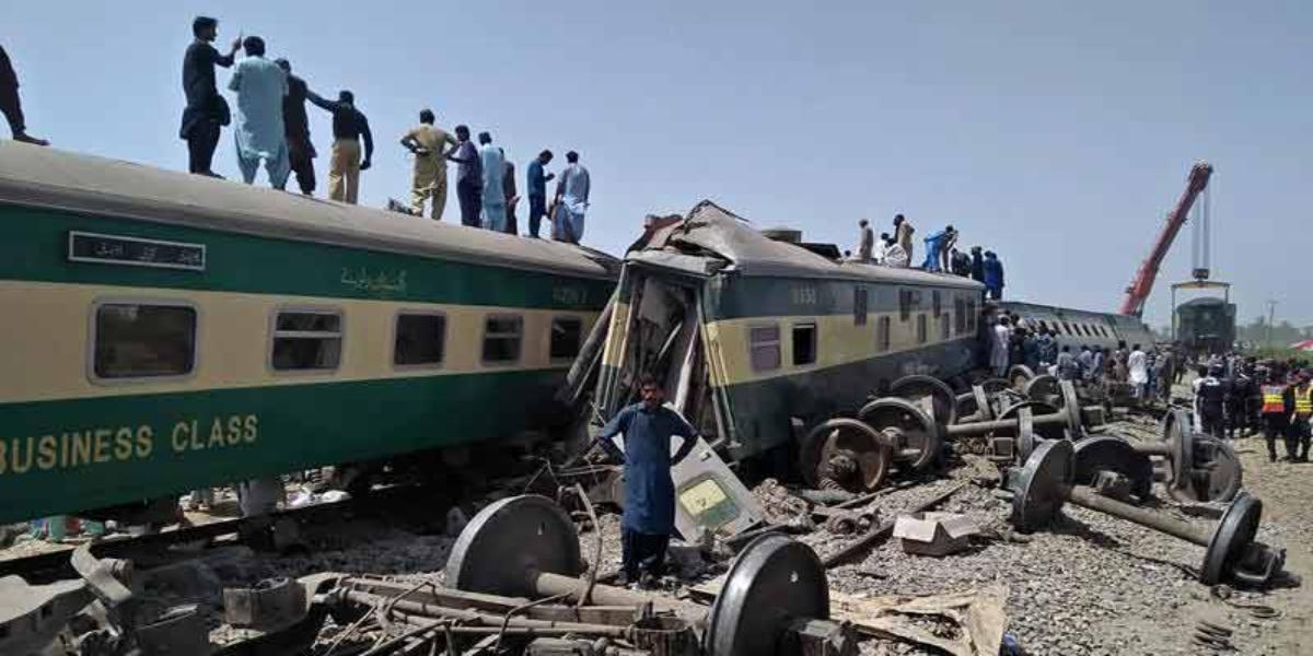 Ghotki Train Accident Deaths Mount