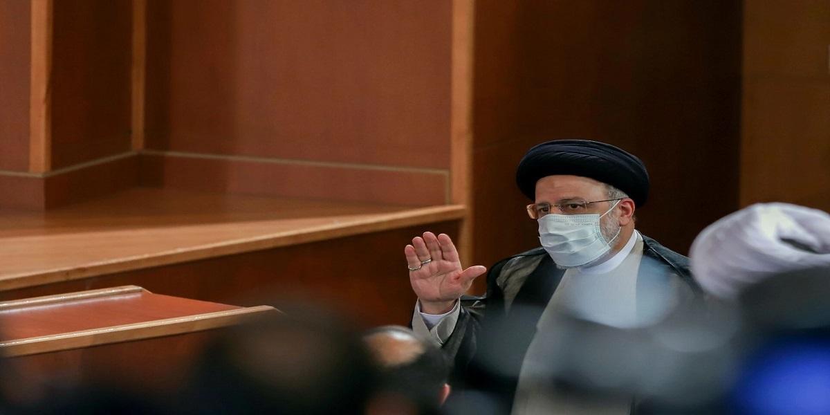 Ibrahim Raisi Backs Nuclear Talks, Rules Out Meeting Biden