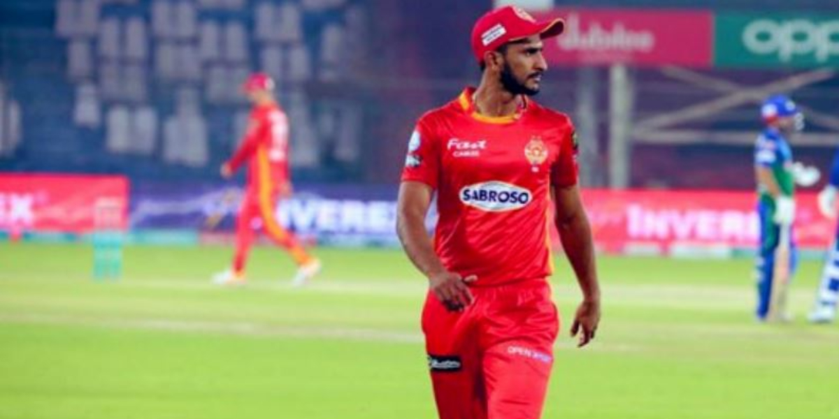 Hasan Ali to sat for remaining matches