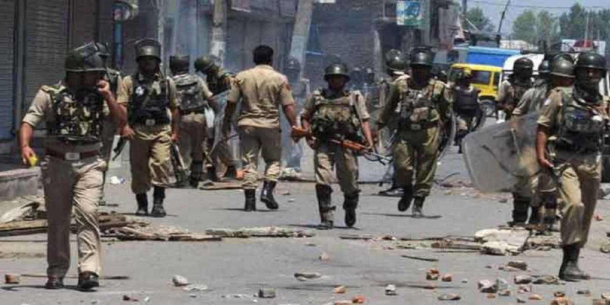 Indian Illegally Occupied Jammu and Kashmir (IIOJ&K)