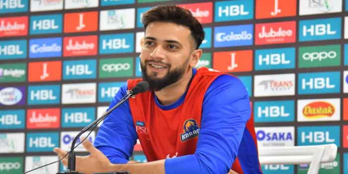 PSL 2021: Imad Wasim Hoping Great Result For Karachi Kings This Year As Well