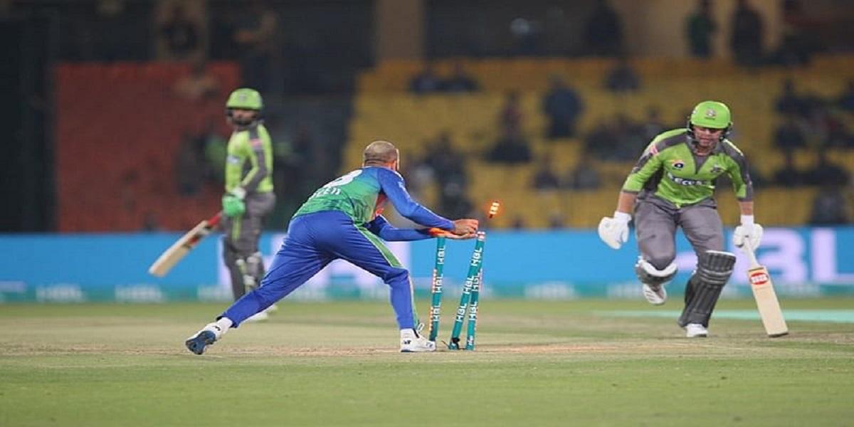 PSL 2021: Lahore Qalandar 52/4 In 10 Overs Against Multan Sultan